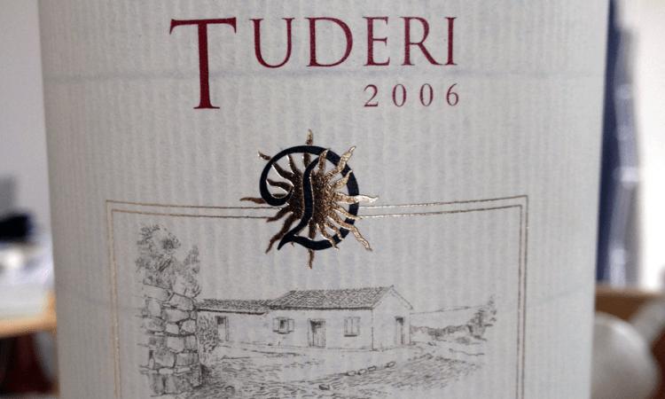 Label: 2006 Tenute Dettori Tuderi