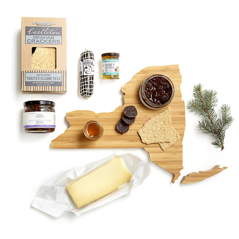 AHeirloom cheese board