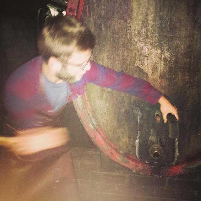 Barrel preparations with tobyvs All the good old oak ishellip