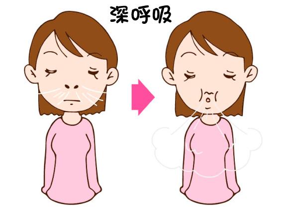 深呼吸にまつわる驚異!?の5つの効果!