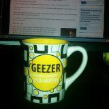 Coffee - Geezer mug