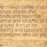 Coffee - Prayer7