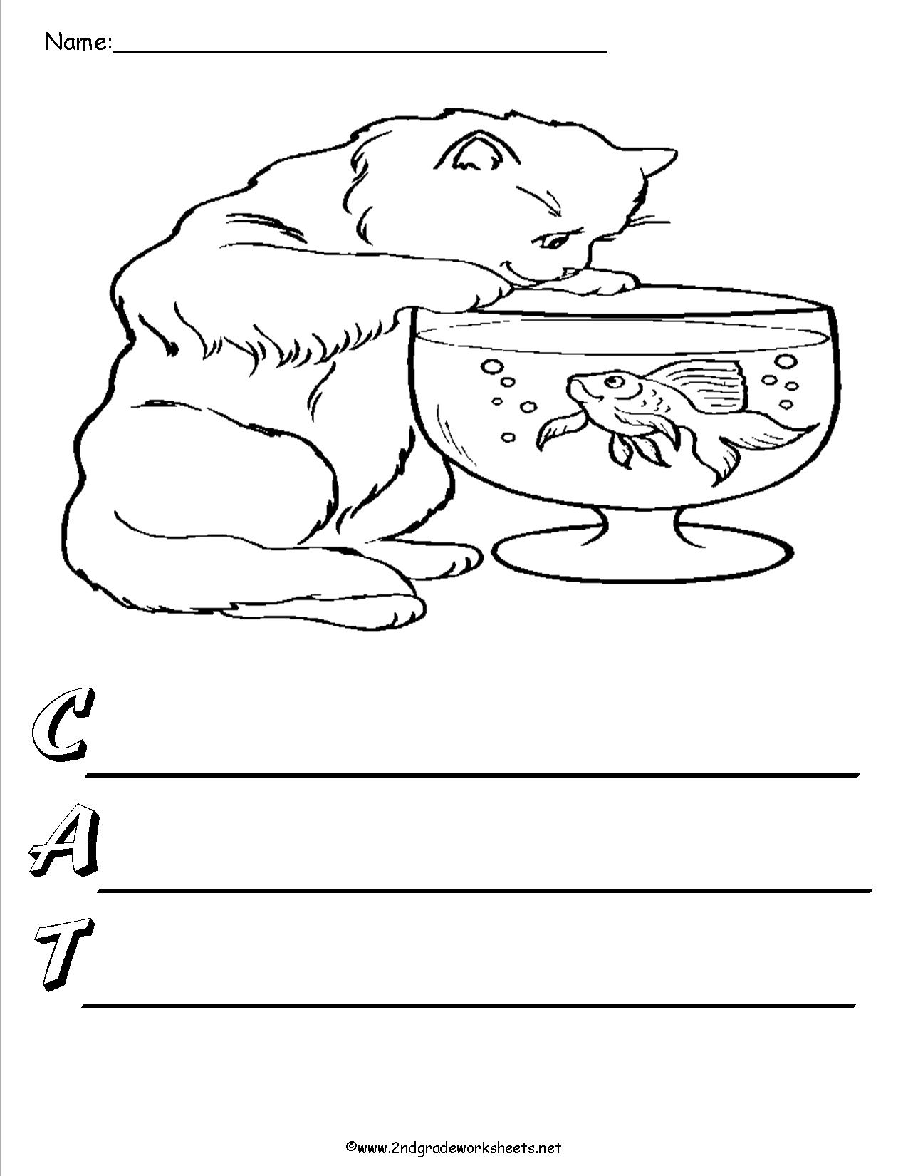 Acrostic Poem Forms Templates And Worksheets