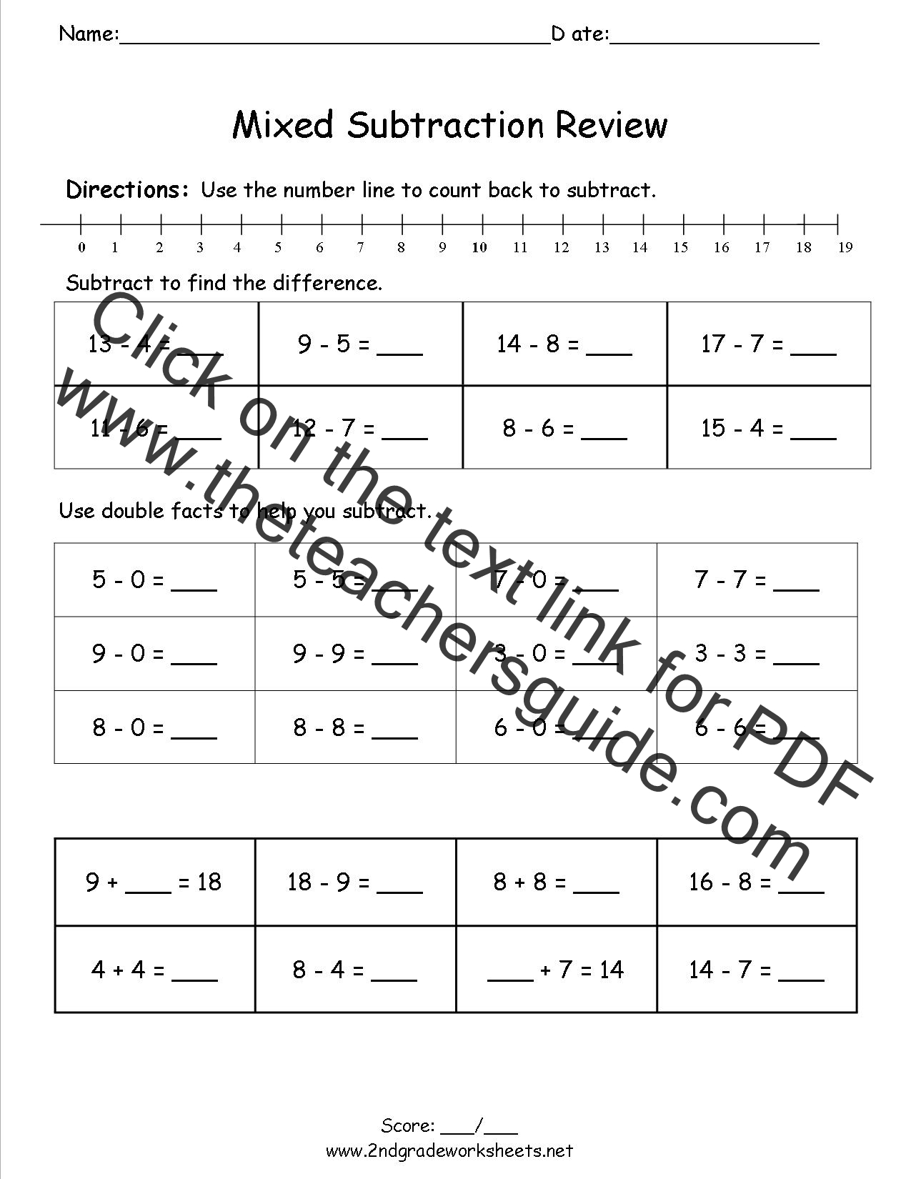 Worksheet Mixed Review Math Worksheets Grass Fedjp