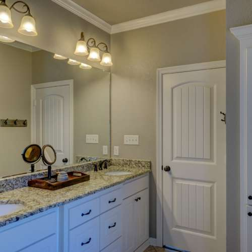 Bathroom Remodeling Job