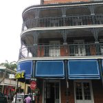 On Bourbon Street, New Orleans