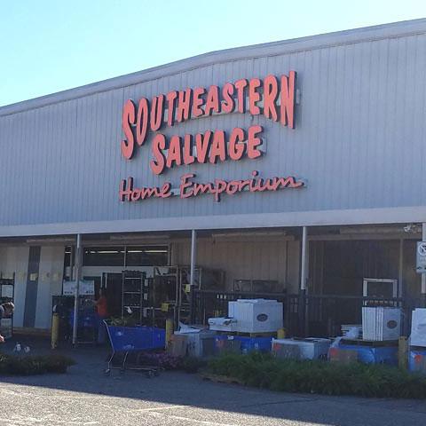 Southeastern Salvage Home Emporium Mobile