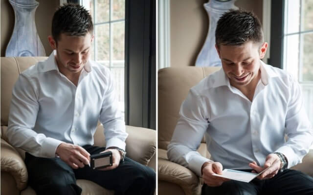 Gifts To Give Your Groom On Your Wedding Day