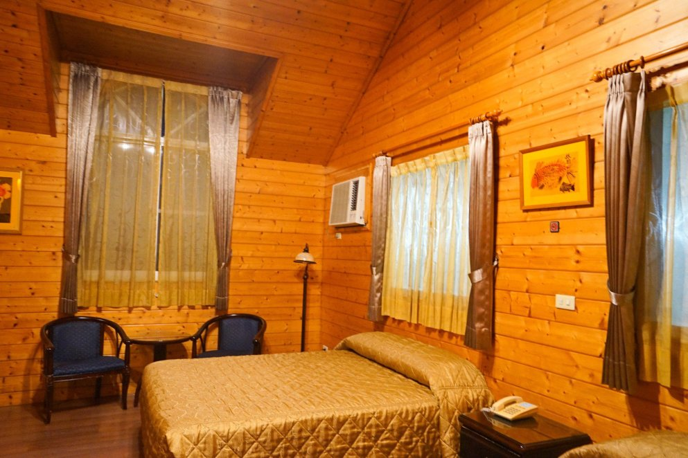 牛耳藝術渡假村 小木屋