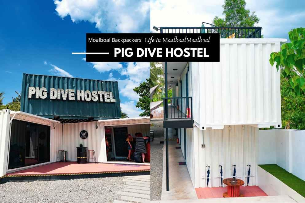 墨寶住宿 Pig dive hostel