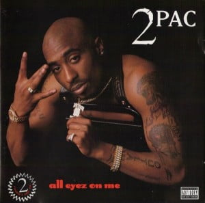 2Pac ‎– All Eyez On Me