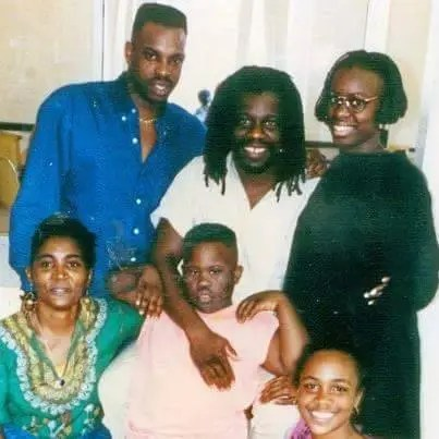 Mutulu, Mopreme & Family