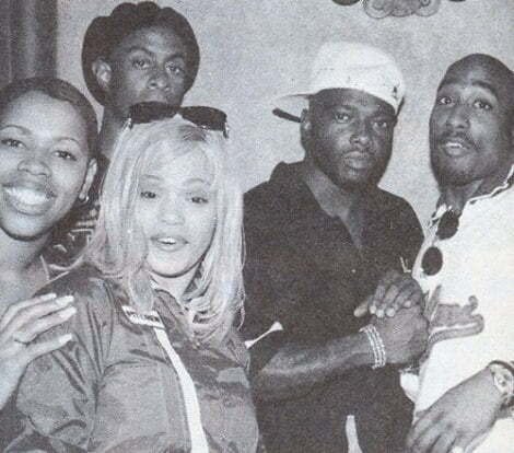 Faith Evans I never slept with Tupac 1