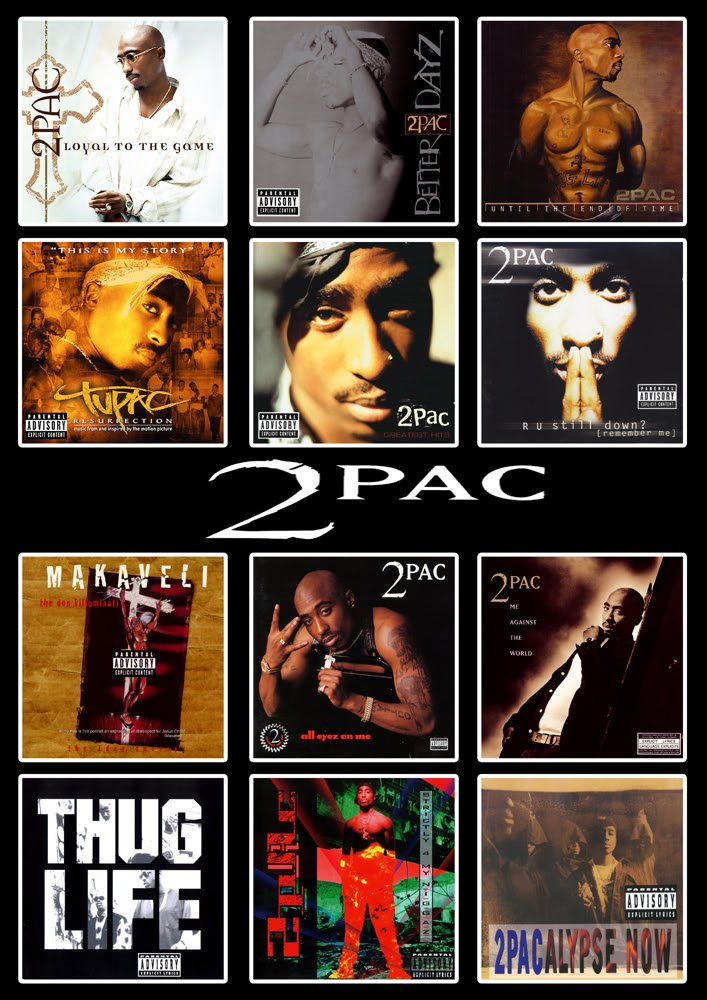 Vote For The Best Tupac Album / Poll - Voting 2Pac Albums | 707 x 1000 jpeg 157kB
