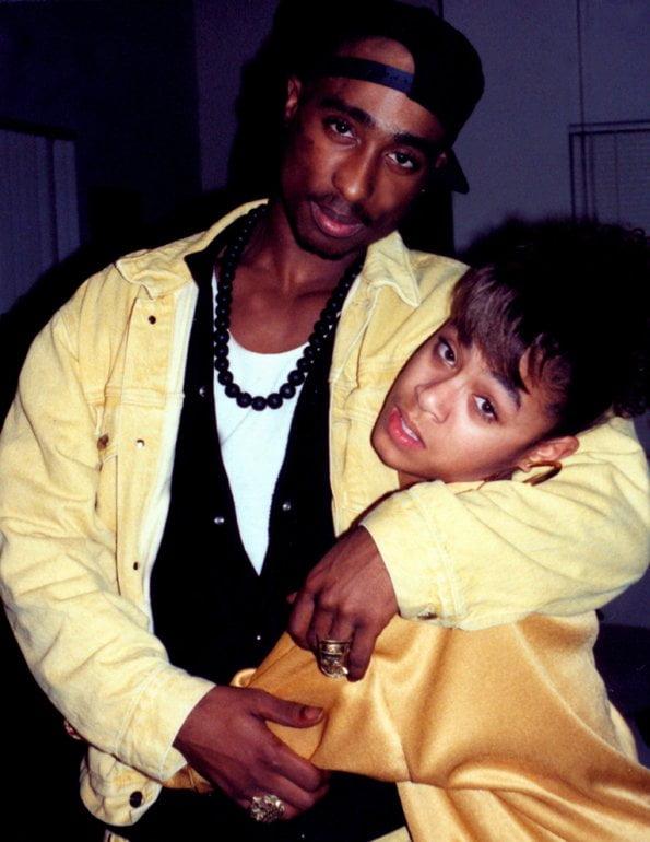 Tupac & Jada
