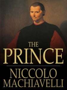 The Prince. Niccolo Machiavelli