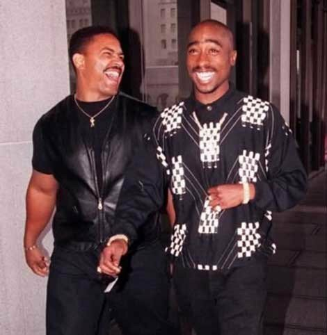 Tupac & Frank Leaves Los Angeles Criminal Courts