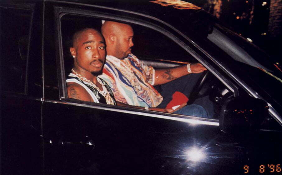 Tupac's Shooting & Death, Las Vegas (Videos, Photos & Full