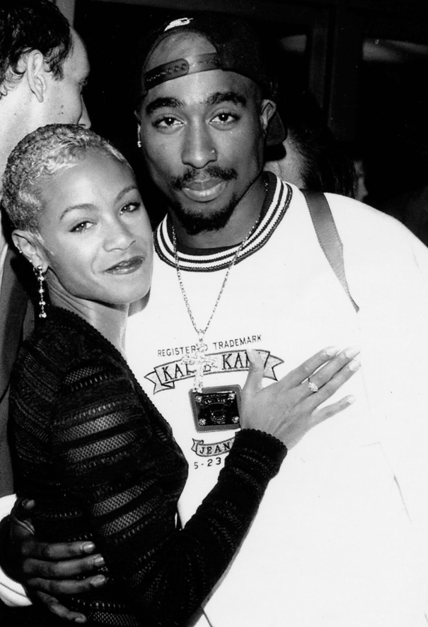 On September 30, 1994, Tupac attended the screening of the