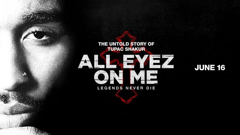 How Fans of Tupac Feel About ''All Eyez on Me'' Movie