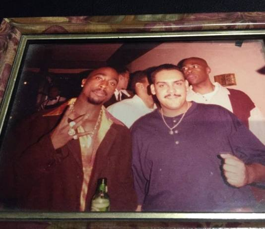 Timeline 1996 at Tupac Site #1 For Latest News, Music