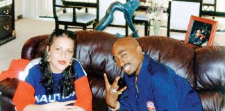 "Angie Martinez Tells For Unreleased Tupac Interviews: ""I Was Afraid That Someone Would Die"" image"