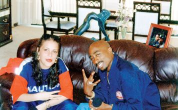 """Angie Martinez Tells For Unreleased Tupac Interviews: """"I Was Afraid That Someone Would Die"""" image"""