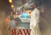 "Napoleon Release ""Life IS Raw: The Story Of A Reformed Outlaw!"" Memoir image cover"
