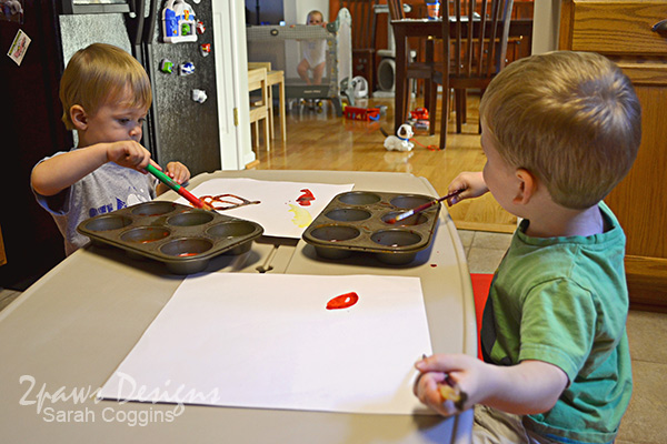 Kool Aid Painting