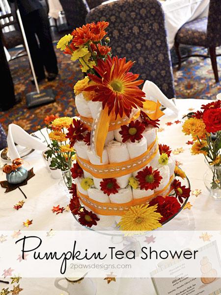 Pumpkin Tea Shower