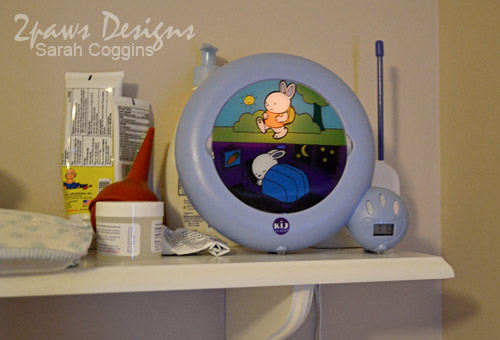 Toddler Sleep Training Clock