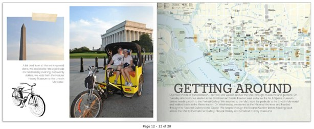 36 Hours photo book: Getting Around Washington, D.C.