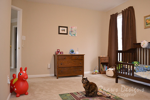 Toddler Room: Dresser