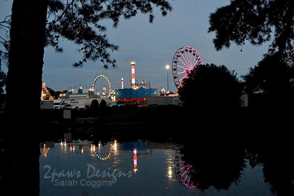 NC State Fair 2013: Good Night Fair