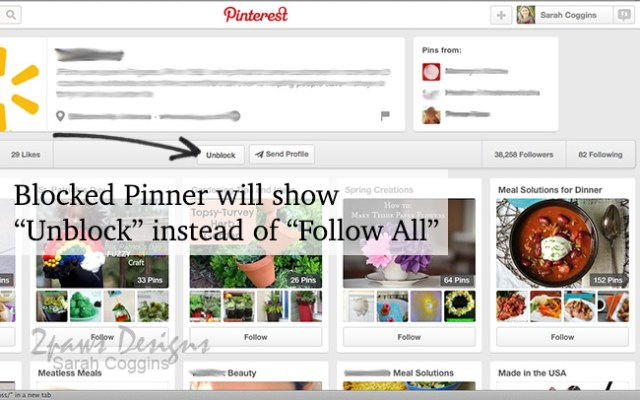 3 Simple Steps to Block Users on Pinterest: Step 3
