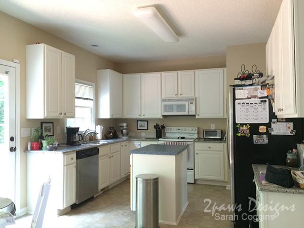 Kitchen Makeover: New Granite Counters