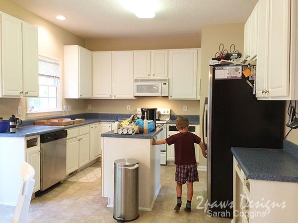 Kitchen Makeover: Granite Installation Day