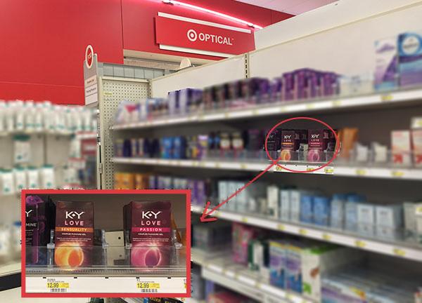 K-Y® Love at Target