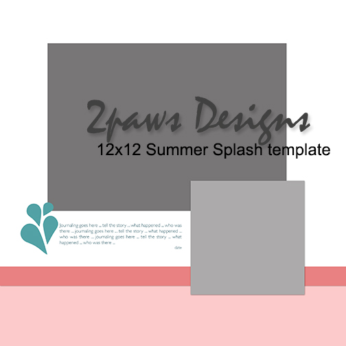 Friday Freebie: Summer Splash