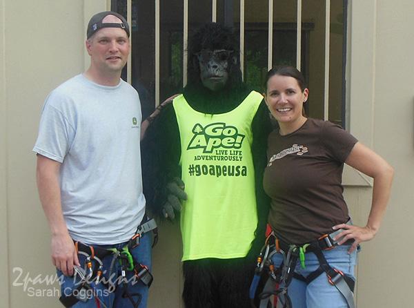 Go Ape Date Night