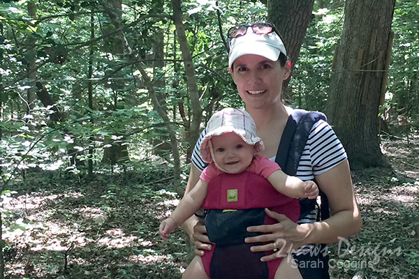 LILLEbaby COMPLETE Airflow Baby Carrier Review