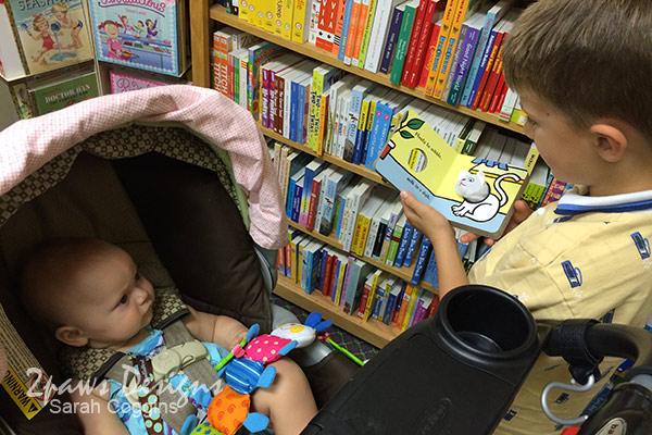 Summer in the Moment: Quail Ridge Books