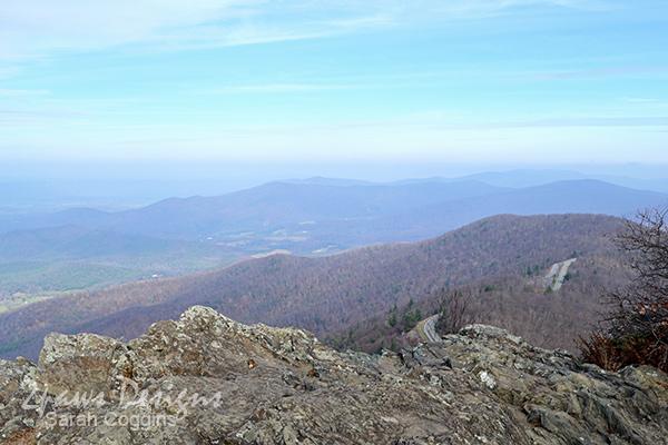 Birthday Hike: Stony Man View