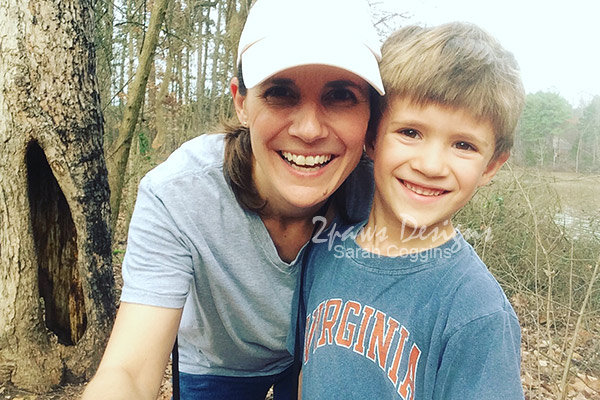 Mommy & Me Monday: the Selfie Edition
