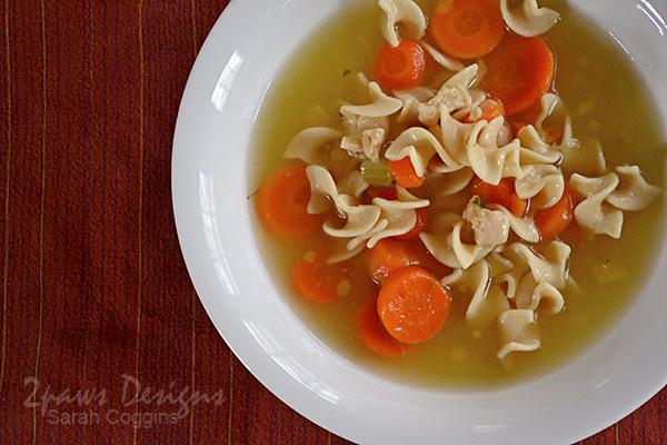 Progresso Light Chicken Noodle Soup #ProgresswithProgresso #ad