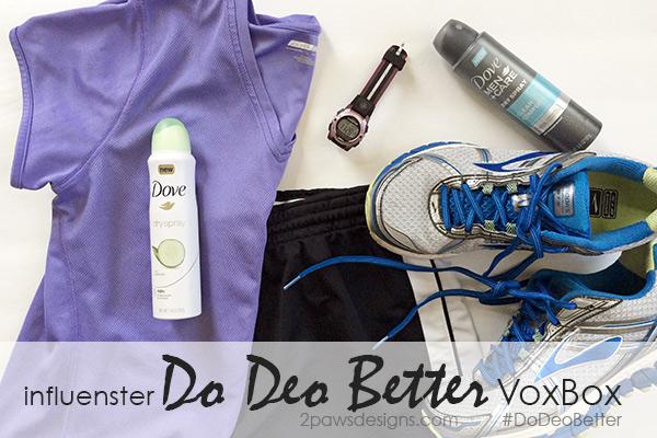 Dove Dry Spray Antiperspirant Review