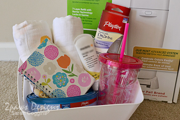 Must Have Gift Basket for New Moms