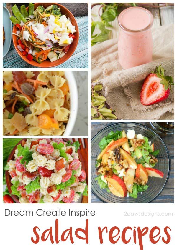 Dream Create Inspire: Salad Recipes