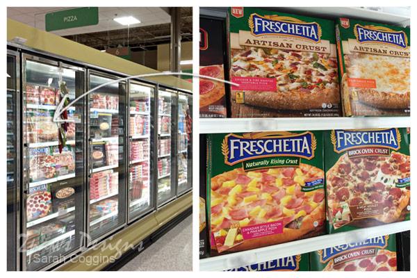 Freschetta Pizza at Publix #FreschEats #ad