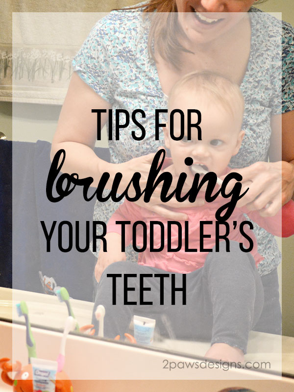 Tips for Brushing your Toddler's Teeth #Orajel #Smilehood #ad
